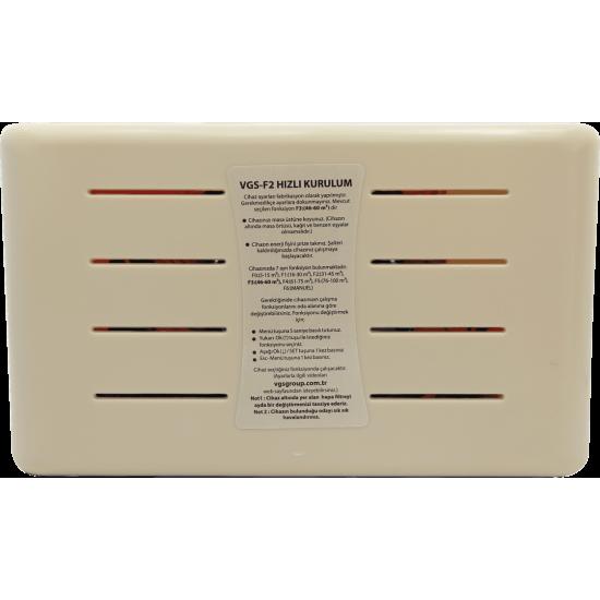F2 Model Hava Temizleme Cihazı